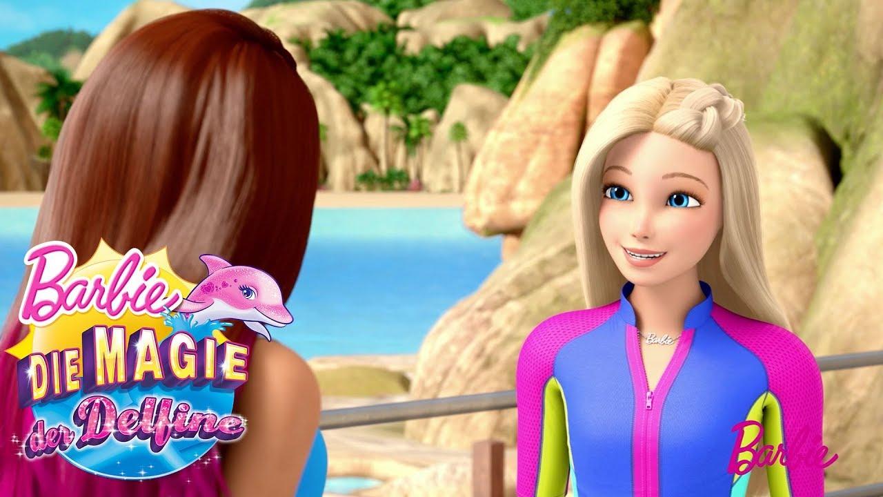 Barbie Magie Der Delfine | Barbie Deutsch - serapportantà Barbie Et La Magie Des Dauphins Dessin ? Imprimer