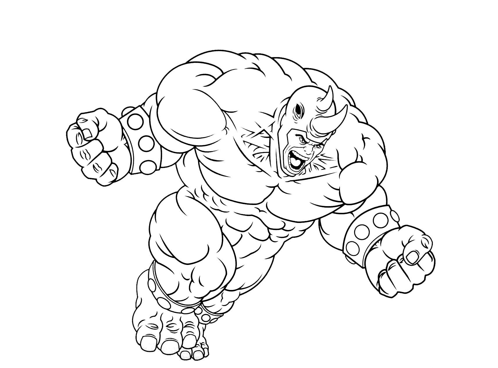 Beau Dessin A Colorier Super Heros Gratuit destiné Coloriage De Spiderman Noir