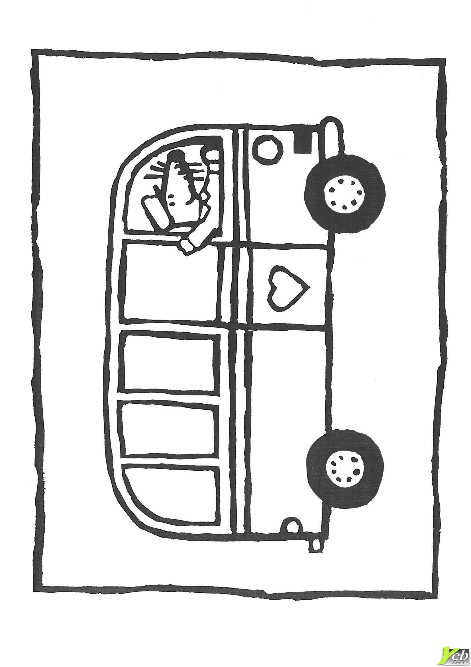 Belle Coloriage Bus Anglais Imprimer | Imprimer Et Obtenir destiné Dessin Bus Anglais