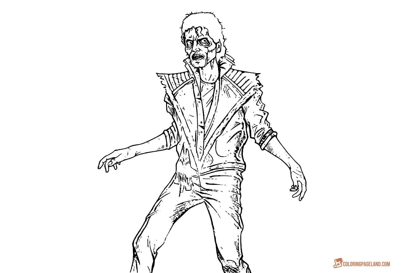 Belle Coloriage De Michael Jackson A Imprimer | Haut serapportantà Coloriage De Michael Jackson
