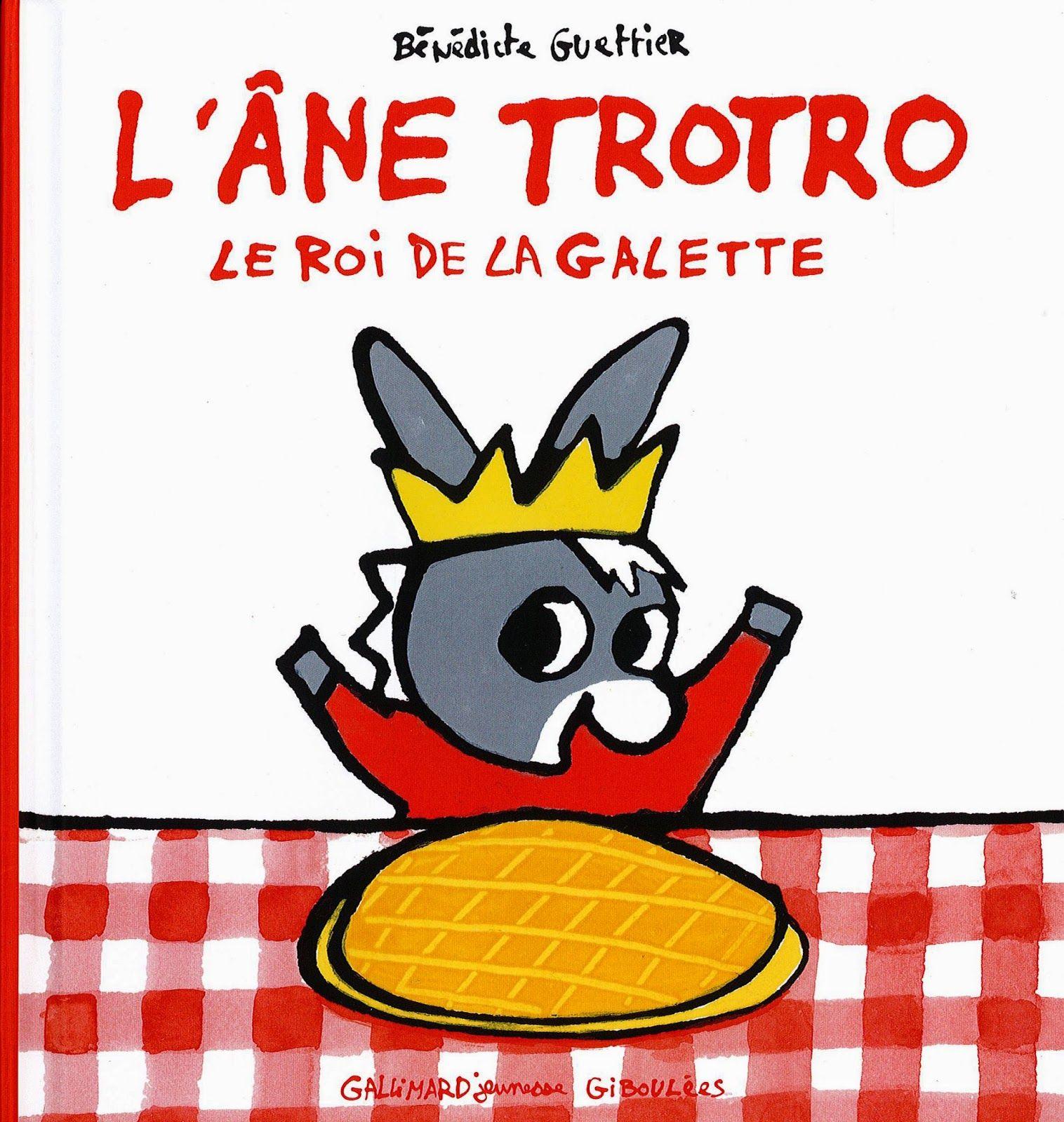 """Bitsboard - Plateau De Jeu D'Après """"L'Âne Trotro, Le Roi tout L Âne Trotro Rigolo"""
