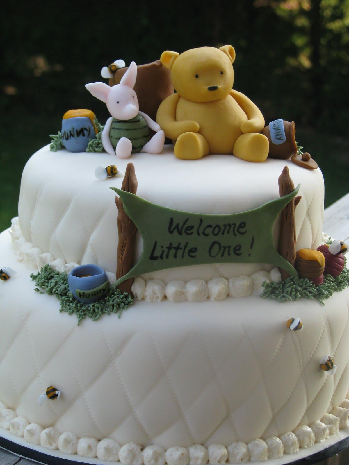 Bliss Cakes Of London: Classic Winnie! tout Pooh Gateau