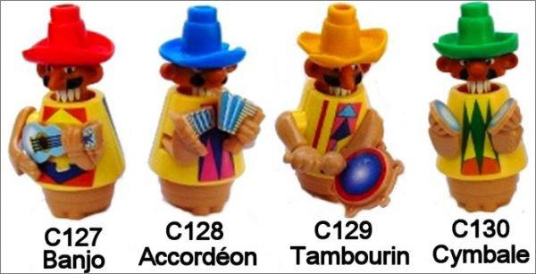 Blog De Ma-Collection-Kinder - Page 33 - Blog De Ma destiné Musiciens Mexicains
