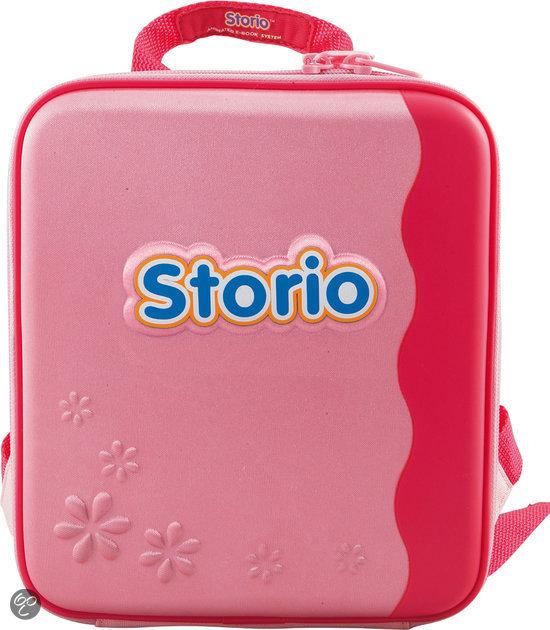 Bol | Vtech Storio - Draagtas - Roze,Vtech | Speelgoed concernant Storio
