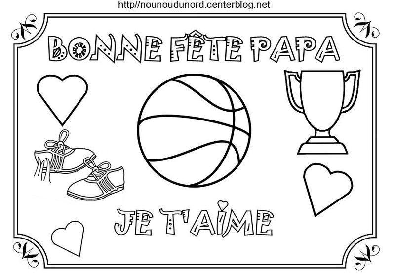 Bon Anniversaire Papa Coloriage – 123Coloriage destiné Bonne F?Te Papa ? Imprimer