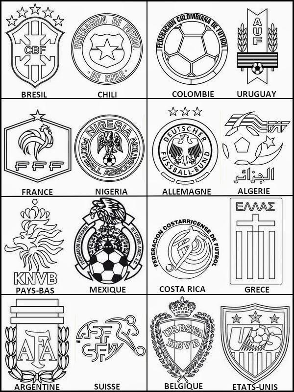 Bonjour Les Enfants: Le Blog: Juin 2014 concernant Coupe Du Monde Dessin