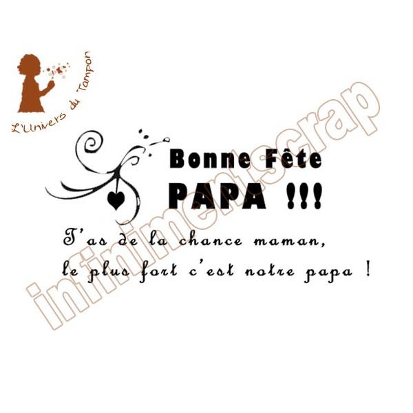 Bonne Fête Papa - Infinimentscrapdesign pour Bonne F?Te Papa ? Imprimer