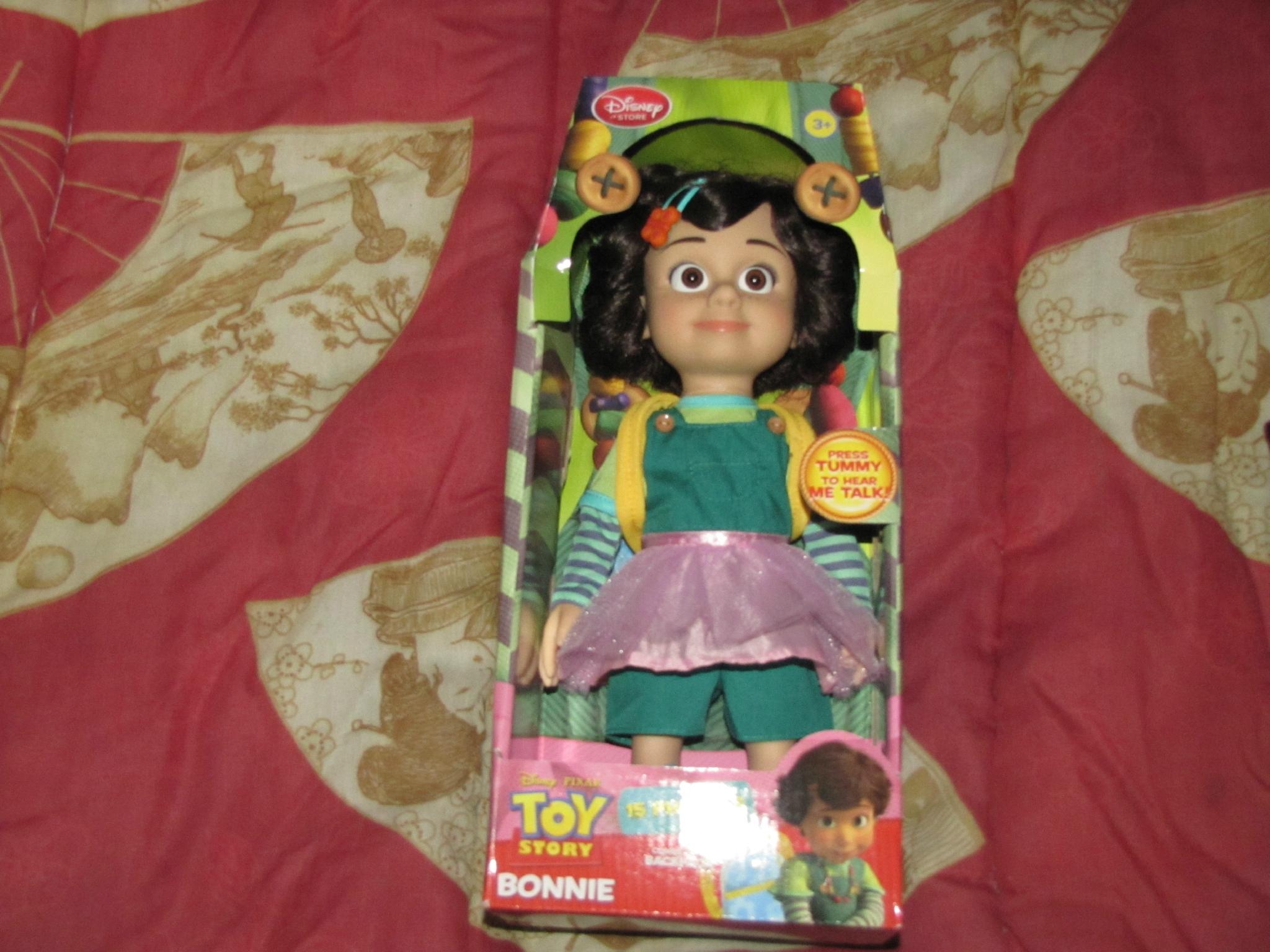 Bonnie -Telephone-Bayonne-Petits Pois-Pilpoil & Jessie pour Cochon Toy Story