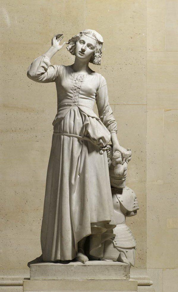 #Bornthisday,6/01, Jeanne D'arc, Héroïne, Chef De Guerre à Dessin Magique Ste Jeanne D'Arc