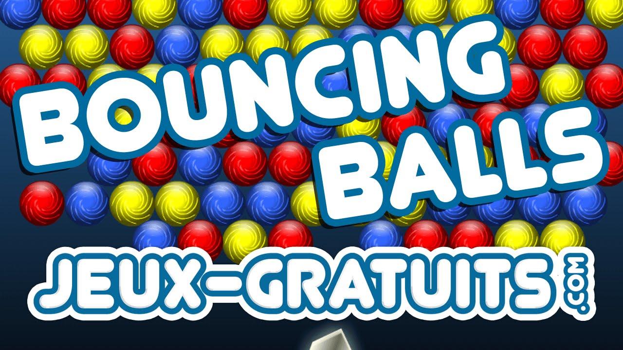 Bouncing Balls Sur Jeux-Gratuits - serapportantà Jeux De Malitel Pony Gratuit