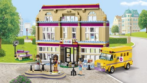 Briqueo : Tous Les Lego Au Meilleur Prix encequiconcerne Ecole Lego Friends