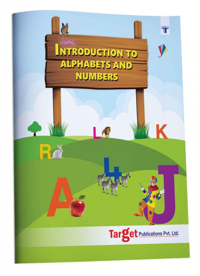 "Buy Blossom English Alphabet And Number Learning Book For tout Cache: .Com"" ""Learn-Numbers-In-English"""""