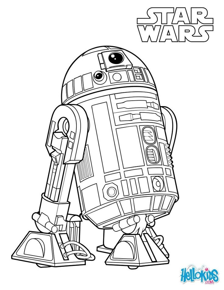 C-3Po Coloring Page. More Star Wars Coloring Sheets On concernant Star Wars Dessin À Colorier