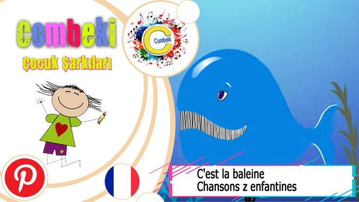 C Est La Baleine - Chansons Enfantines - Paroles - Ecouter avec Parole Ainsi Font Font