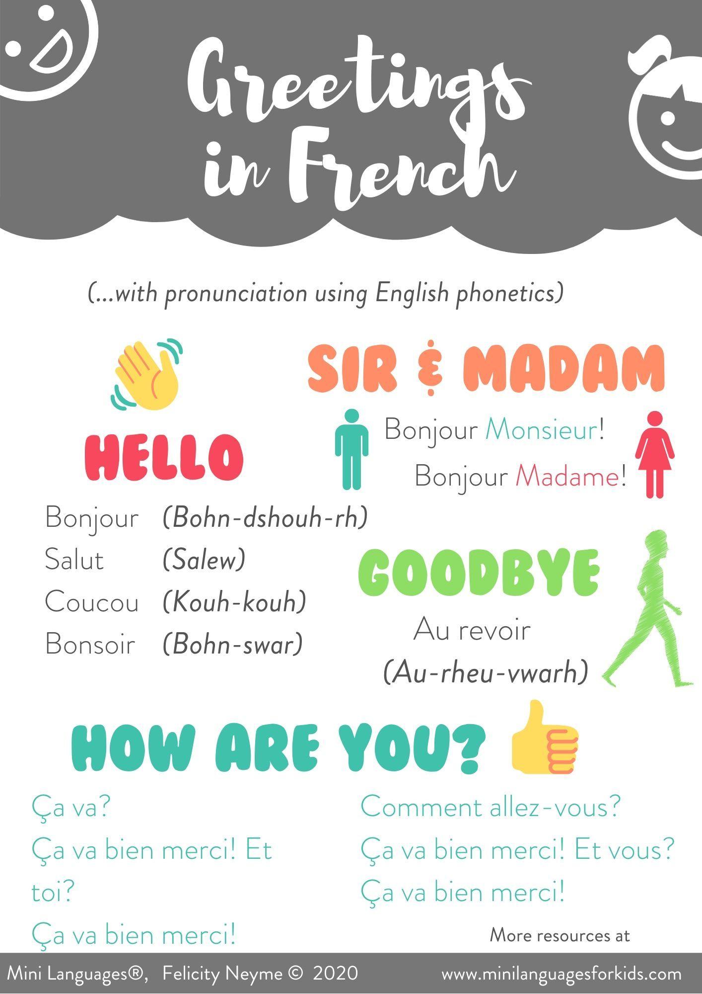 Ca Va Bien Pour Toi In English لم يسبق له مثيل الصور pour Bonjour Monsieur Ca Va