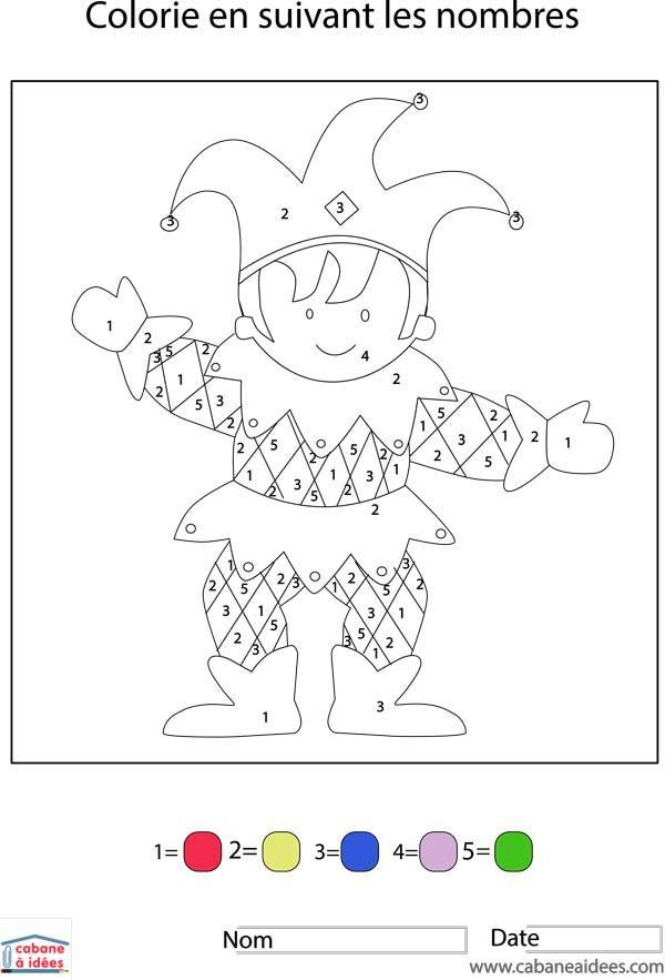 Cahier D'Activités - Mardi Gras - 3-6 Ans | Enfant concernant Decoupage Pour Enfants