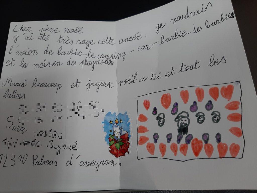 Calendrier De L'avent Adn J-13 : La Lettre Au Père Noël dedans Ecrire Une Lettre Au Pere Noel 2020