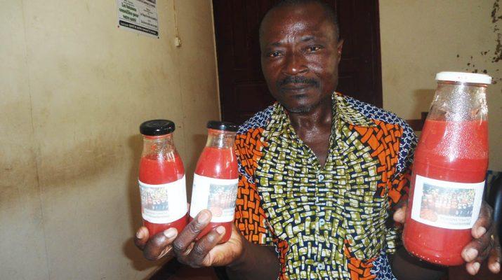 Cameroun : Une Technique Simplifiée De Transformation De dedans Voix Du Paysan