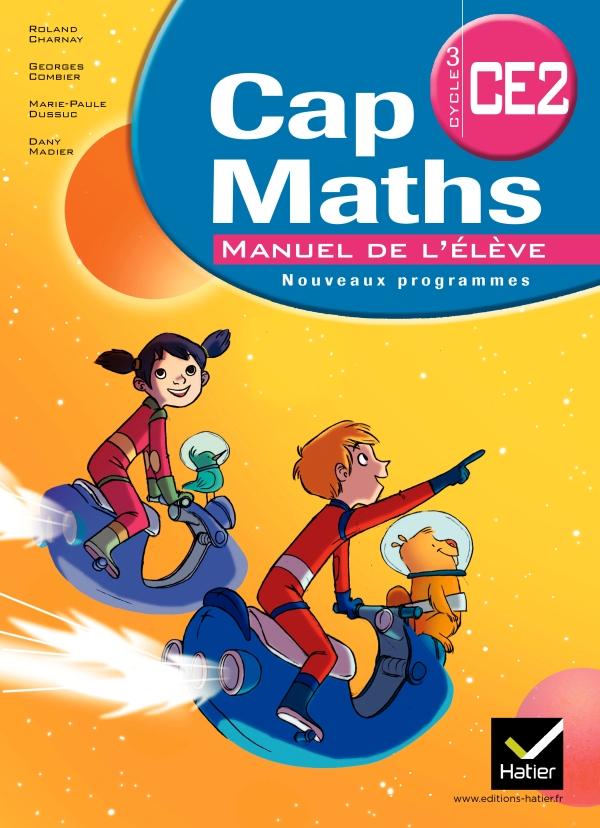 Cap Maths Ce2 Éd. 2011 - Manuel De L'Élève + Dico-Maths intérieur Manuel Maths Cm2 Gratuit