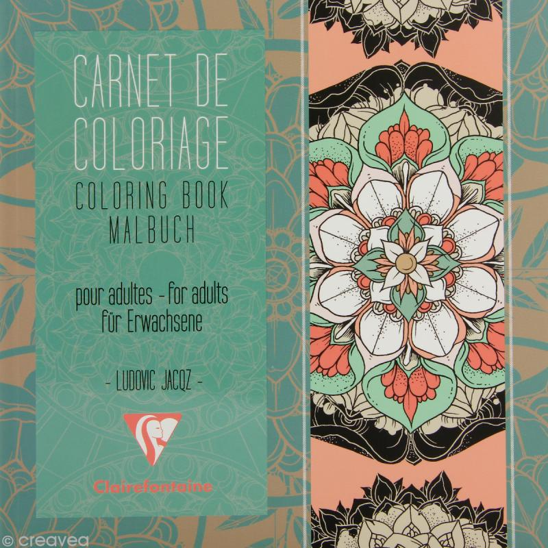 Carnet De Coloriage Mandala Pour Adulte - 18 Pages - 20 X serapportantà Carnet De Coloriage