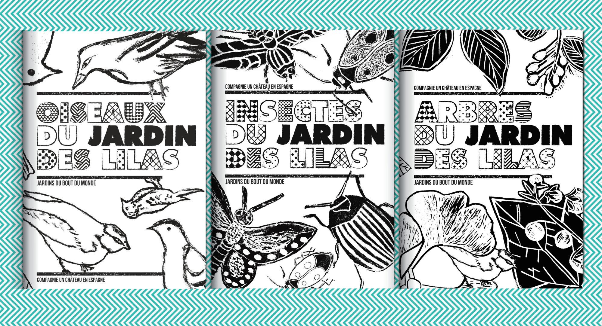 Carnets De Coloriage | Silvia Miscelli | Graphiste pour Carnet De Coloriage