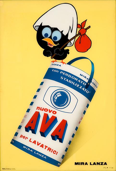 Carosello. Pubblicità E Televisione 1957-1977. In Mostra A serapportantà Calimero Liedje T?L?Chargement