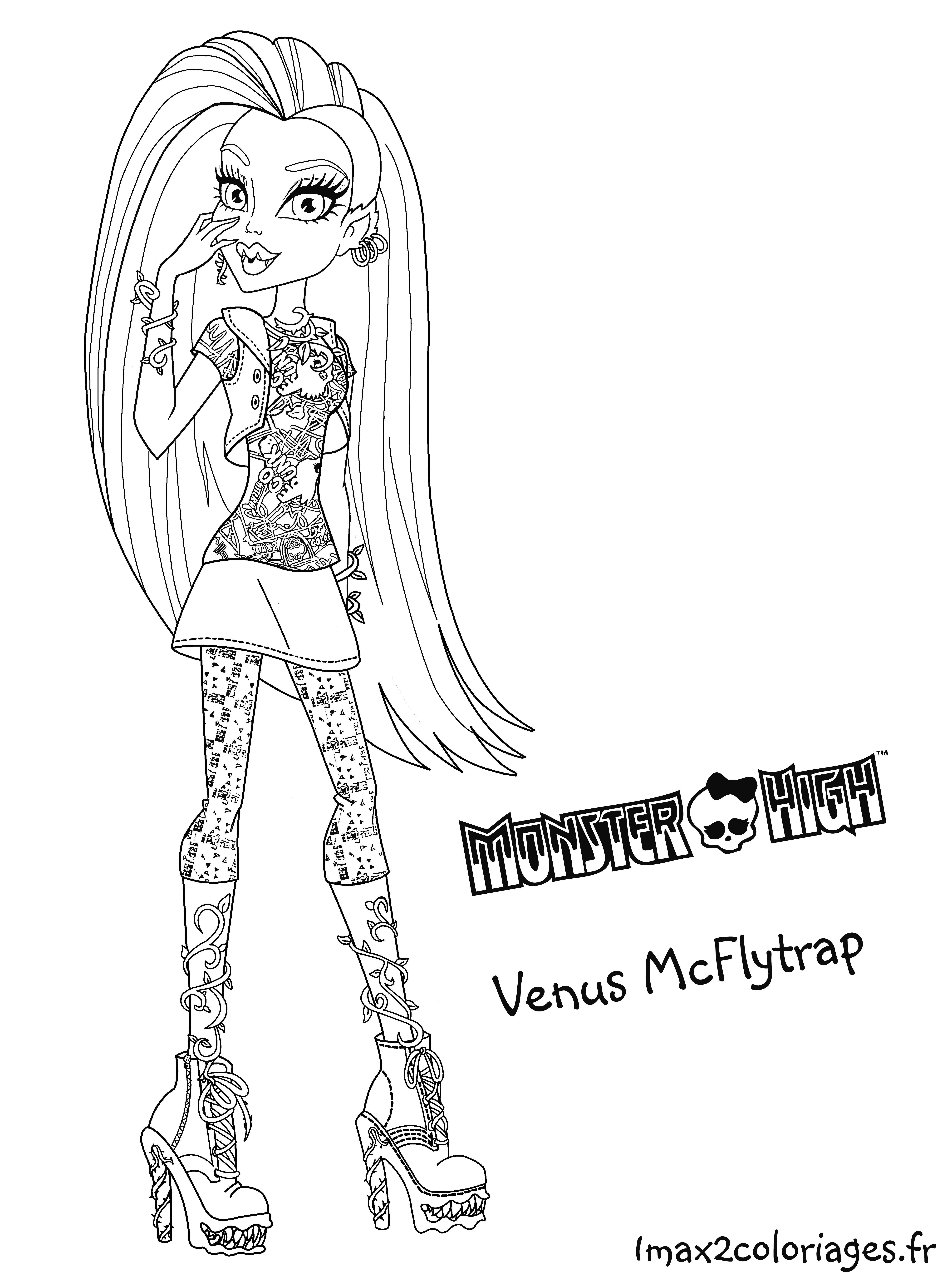 Carte Dinvitation De Fte A Imprimer La Reine Des Neiges concernant Dessin A Imprimer Monster High