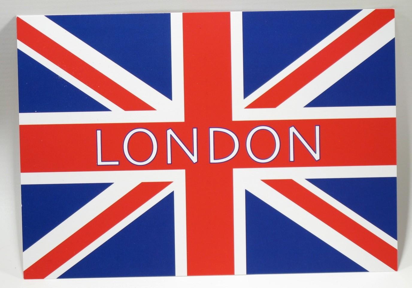 Carte Postale London Union Jack Offerte | | Jaimeuk tout Drapeau Anglais À Imprimer
