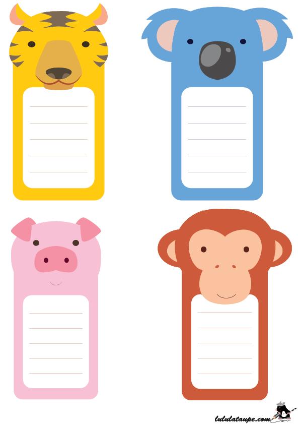 Cartes Animaux À Découper - Lulu La Taupe, Jeux Gratuits encequiconcerne Decoupage Pour Enfants