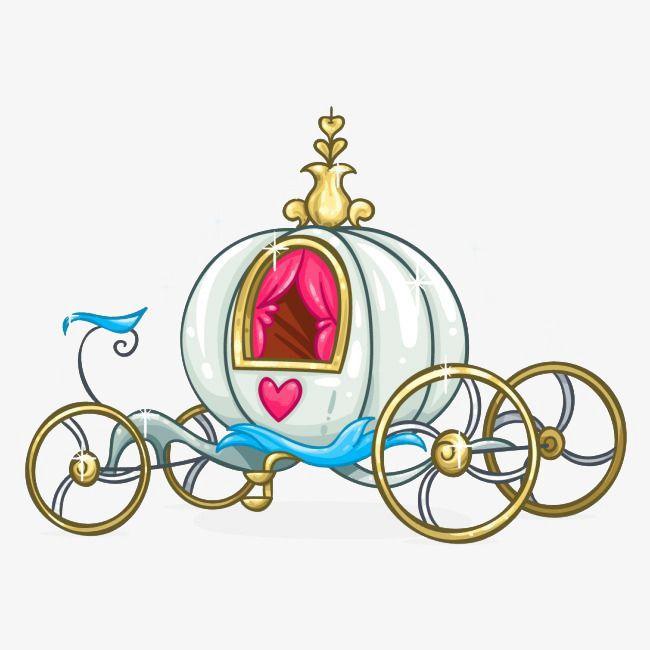 Cartoon Gilded Pumpkin Carriage | Disney Mural, Cinderella avec Dessin Carrosse