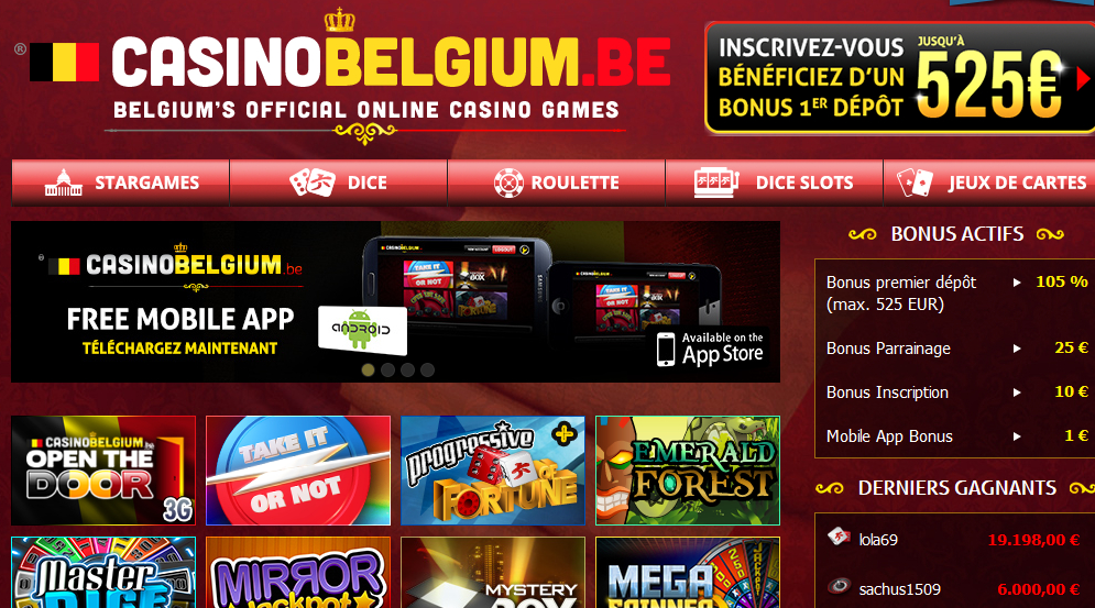 All online casinos