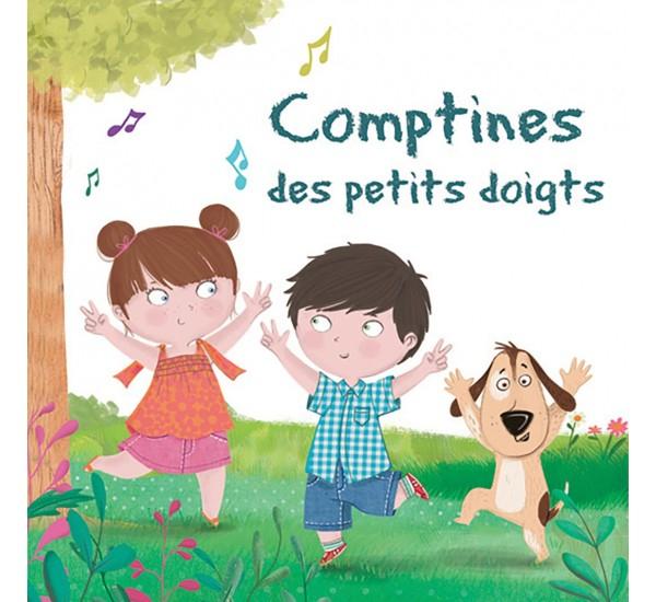 Cd Comptines Des Petits Doigts - 50 Chansons À Mimer Pour tout Les Chansons Pour Les Petit Gratuit