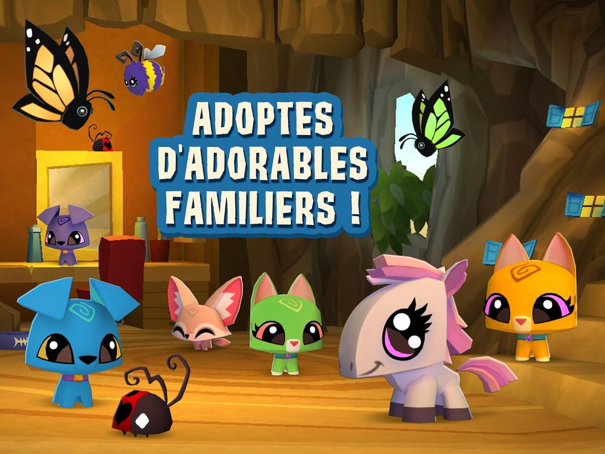 Ce Sont Les Meilleures Applications Pour Son Android serapportantà Jeux Animal Jam