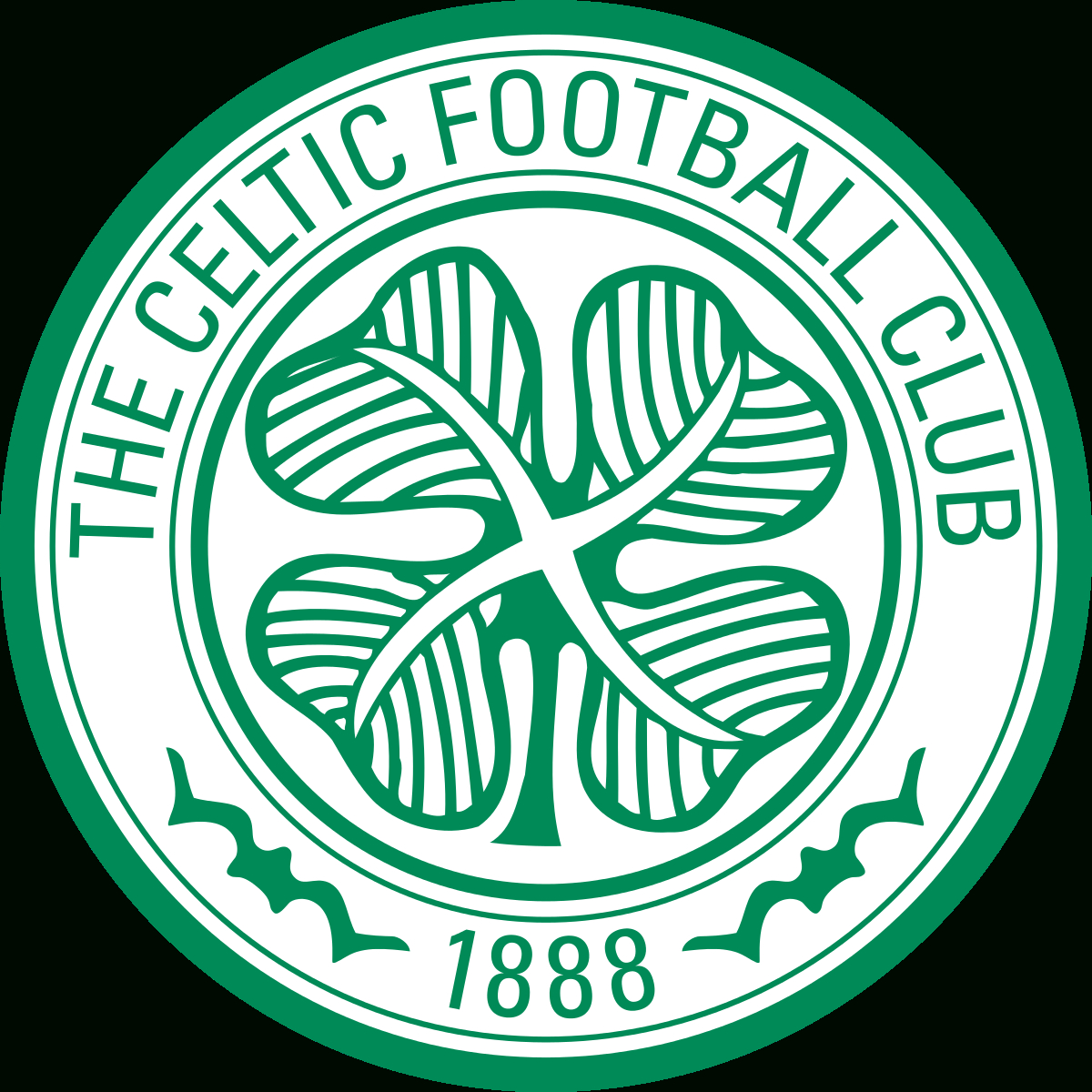Celtic Football Club — Wikipédia serapportantà Ecusson Des Equipes De Foot