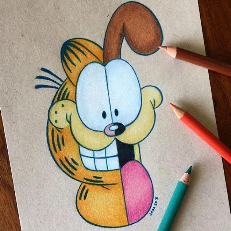 Cette Illustratrice S'Amuse À Mixer Les Personnages avec Créer Un Minion