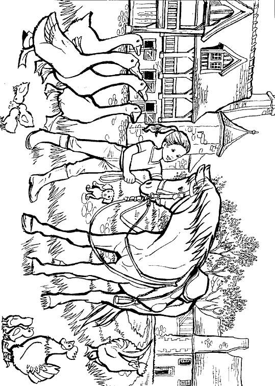 Chevaux - Coloriage serapportantà Dessin À Imprimer De Chevaux