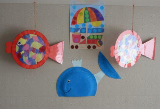 Chez Elisabeth, Assistante Maternelle intérieur Comptine La Baleine Qui Tourne Qui Vire