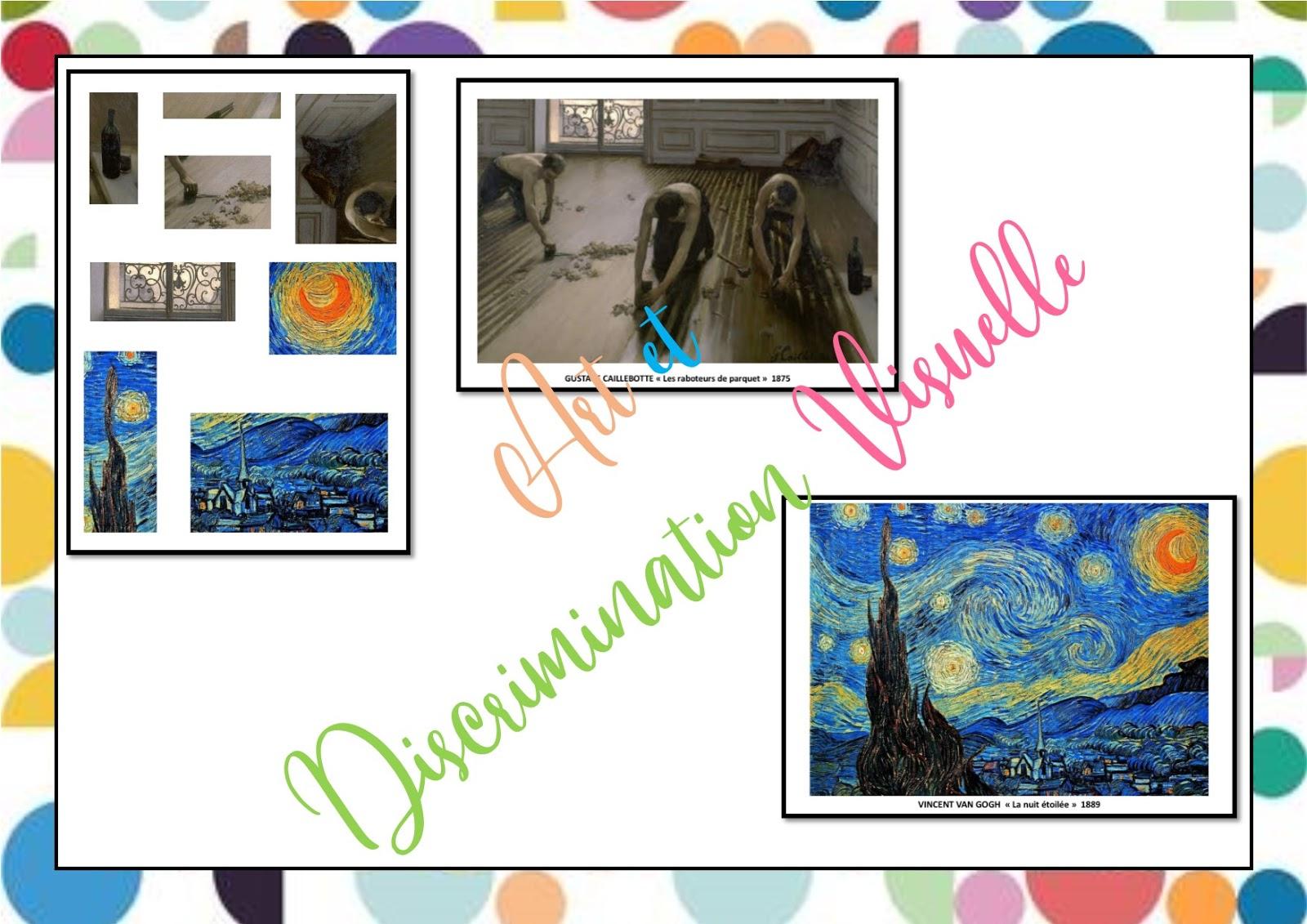 Chez Maicresse Karine: Art Et Discrimination Visuelle tout Maicresse Karine