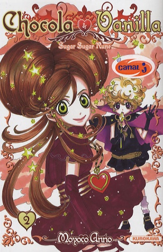 Chocola & Vanilla Tome 2. De Moyoco Anno - Tankobon à Jeux De Chocola Et Vanilla