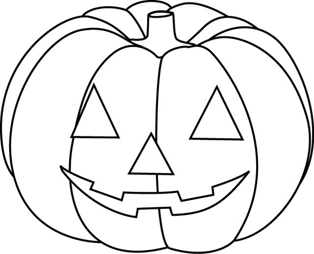 Citrouille | Coloriage Halloween A Imprimer, Coloriage tout Modele Dessin Halloween