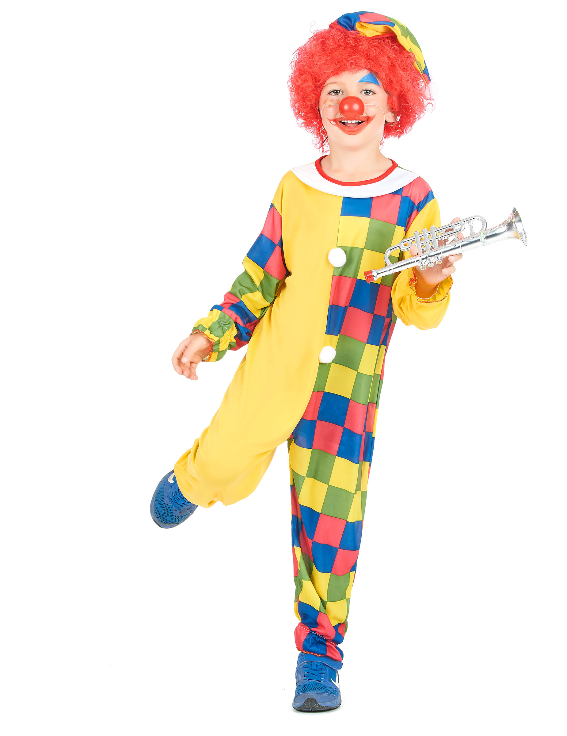 Clown Outfit For Boys: Kids Costumes,And Fancy Dress tout Clowns Etoile