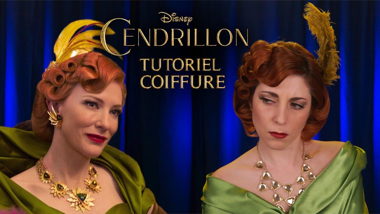 Coiffure De La Méchante Marâtre Alias Cate Blanchett Dans encequiconcerne Le Portrait De Cendrillon