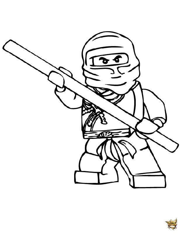 Cole Ninjago   Coloriage Ninjago, Dessin Lego Et Coloriage avec Coloriage Lego Ninjago