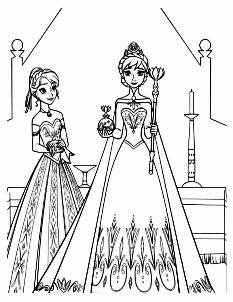 Coloriage A Imprimer Reine Des Neige Unique Coloriage Elsa pour Coloriage À Imprimer Gratuit Reine Des Neiges