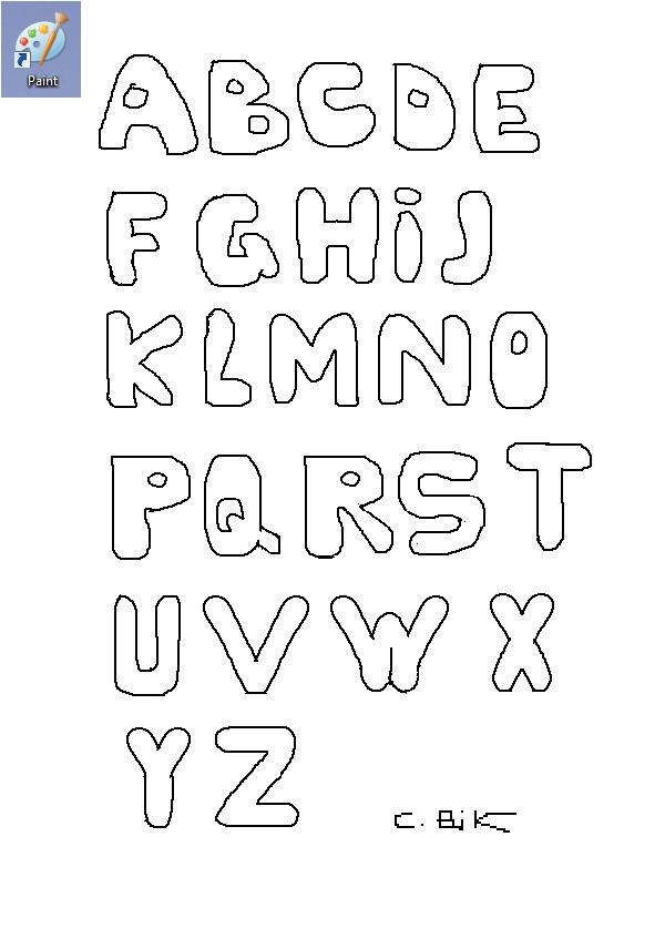 Coloriage Alphabet - Picto Bd destiné Coloriage Alphabet Complet A Imprimer