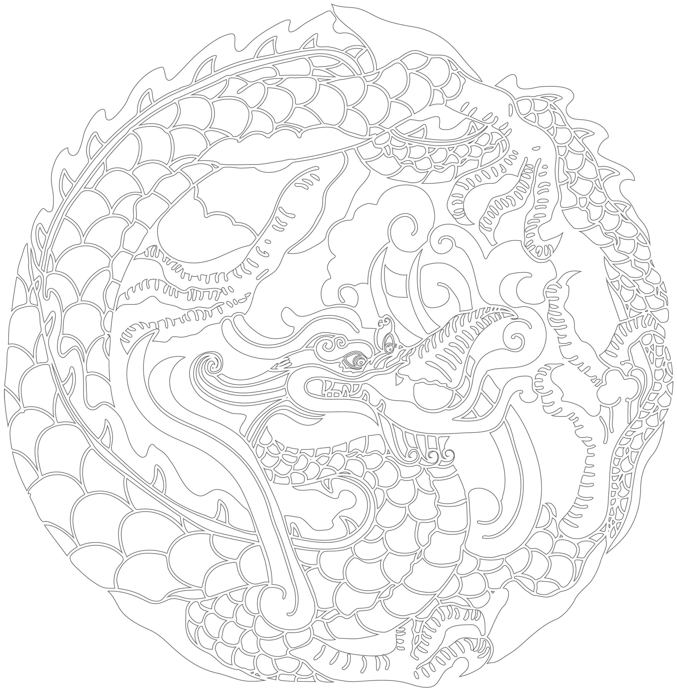 Coloriage Anti Stress Inspiration Zen concernant Coloriages Zen