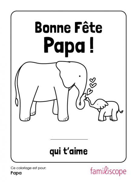 Coloriage Avec Un Prénom : Fête Des Pères à Mandala Fete Des Papa  A Colorier
