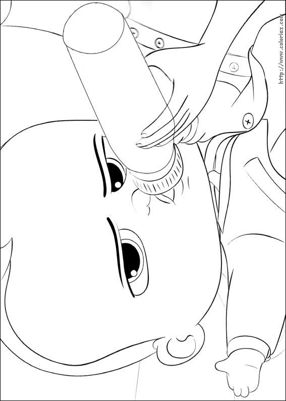 Coloriage - Baby Boss 12 avec Coloriage Baby Boss A Imprimer