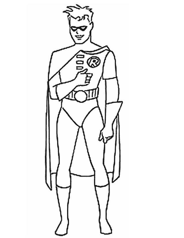 Coloriage Batman À Imprimer Gratuitement à Coloriage Batman A Imprimer