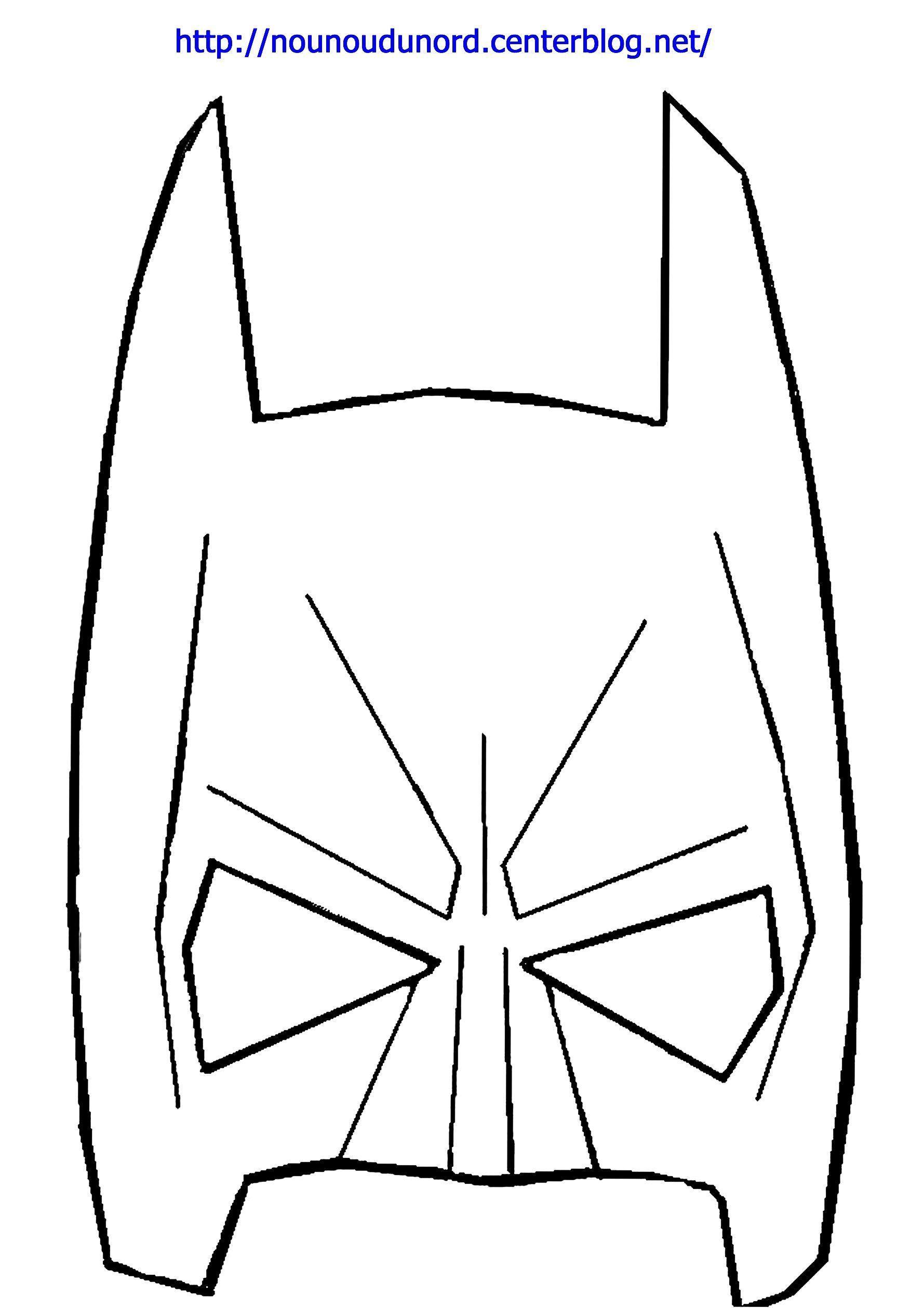 Coloriage Batman Iron Man intérieur Coloriage Batman A Imprimer